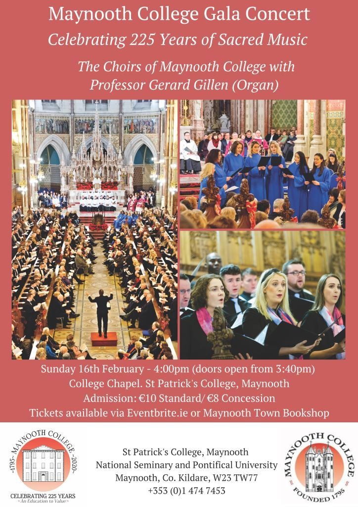 Maynooth College Gala Concert